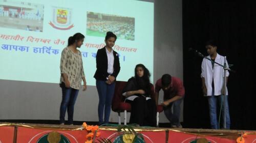 Mahaveer Srajan Saptah 19 Aug 2017